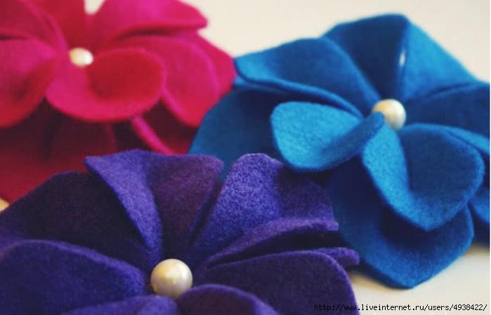 Как из бумаги сделать цветы своими руками