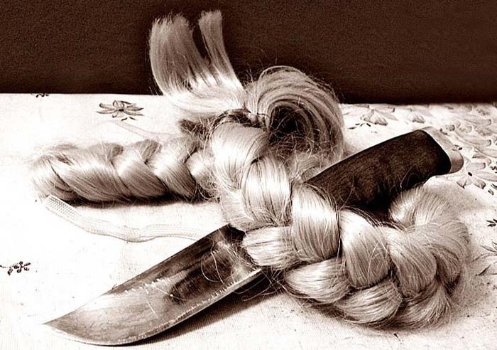 Коса – девичья краса