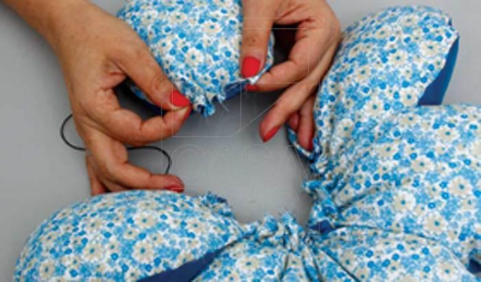 Как сшить подушку своими руками с фото
