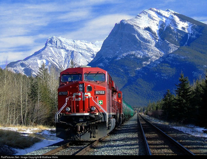 Canadian Pacific Railway фото 1 (670x515, 111Kb)