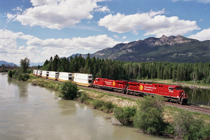 Canadian Pacific Railway фото 3 (670x447, 74Kb)