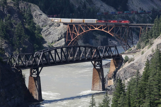 Canadian Pacific Railway фото 5 (670x447, 88Kb)