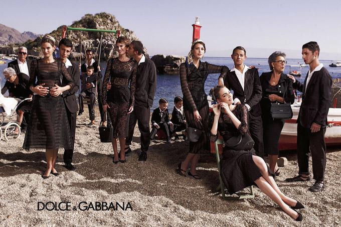 новая коллекция Dolce & Gabbana 2013 5 (680x454, 172Kb)