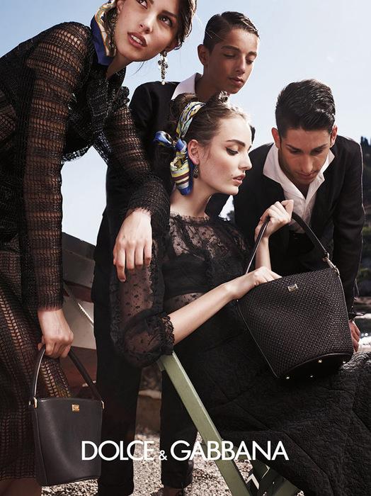 новая коллекция Dolce & Gabbana 2013 8 (524x700, 155Kb)