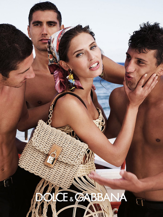 новая коллекция Dolce & Gabbana 2013 9 (524x700, 155Kb)