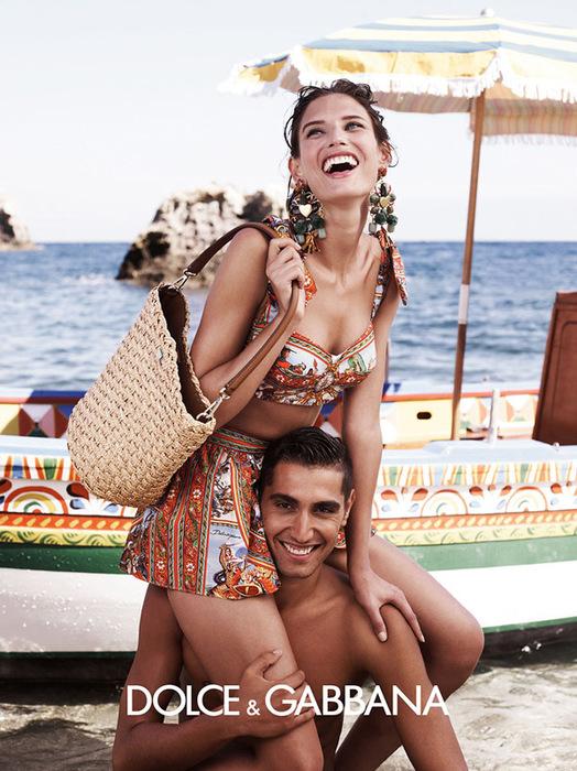 новая коллекция Dolce & Gabbana 2013 12 (524x700, 164Kb)