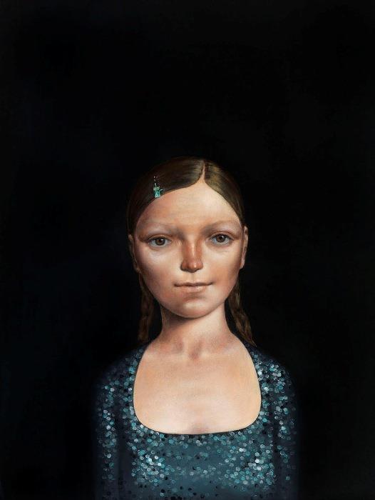 Маргариты Манзелли. Рисунки с болезненными девушками. Фотографии