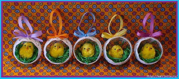 пасхальный домик для цыпленка. вязание крючком (1) (700x308, 206Kb)