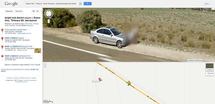 Фотографии ceкcа продолжает выкладывать Google в проекте с панорамами