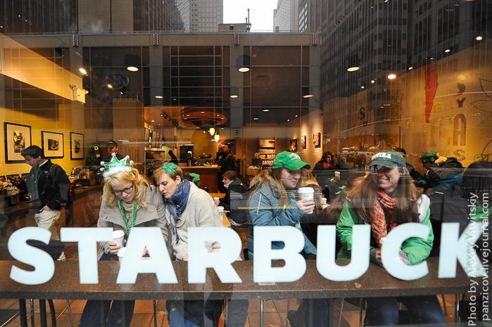 День Святого Патрика в Нью-Йорке фото 6 (700x465, 249Kb)