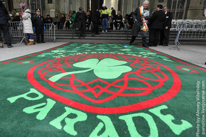 День Святого Патрика в Нью-Йорке фото 7 (700x465, 287Kb)