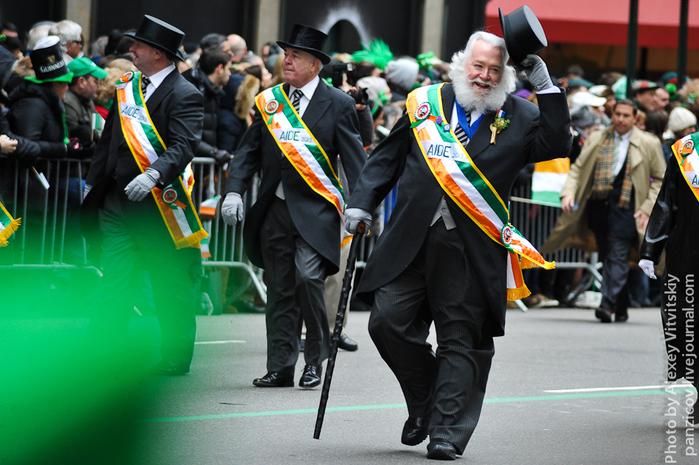 День Святого Патрика в Нью-Йорке фото 16 (700x465, 228Kb)