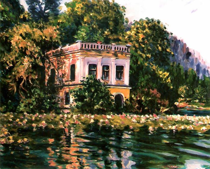 villa_at_the_woerthersee_lake_by_art_dewhill-d3jx76b (700x563, 765Kb)