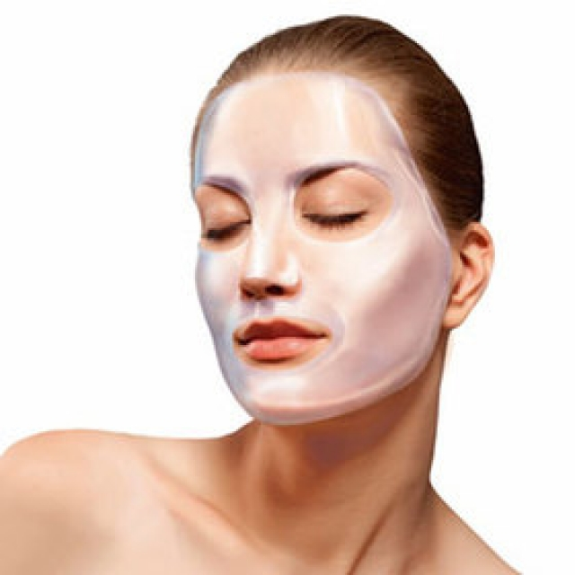 маски для лица и тела с алоэ