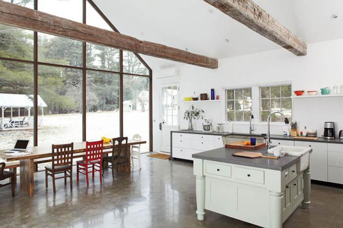 оригинальный дизайн интерьера частного дома фото 2 (680x453, 70Kb)