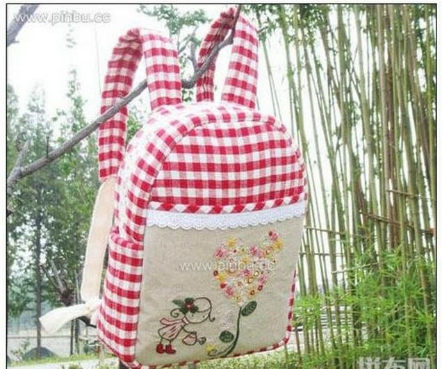 Сшить рюкзак для ребёнка 31