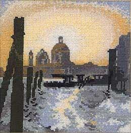 Восход солнца в Венеции (259x264, 26Kb)