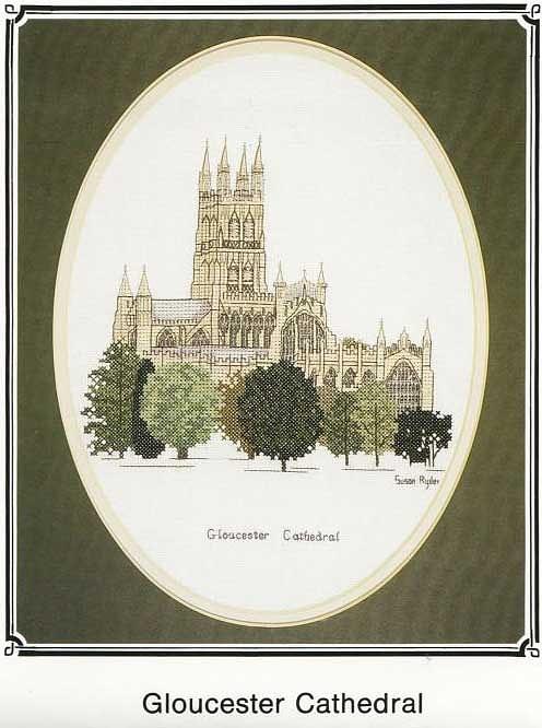 Глостерский собор (496x666, 67Kb)