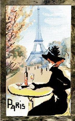Завтрак в Париже (248x402, 36Kb)