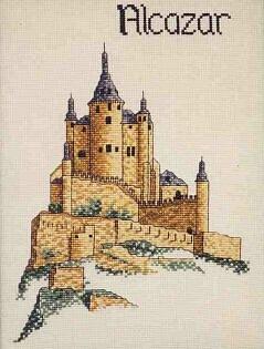 Замок Альказар (239x315, 24Kb)