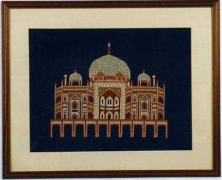 Мавзолей Хумаюна в Дели (432x351, 32Kb)