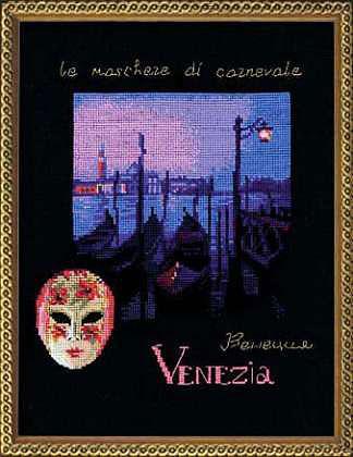 Ночная Венеция (324x420, 44Kb)