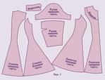 Выкройка платья в стиле бэби-долл: шьем самостоятельно. .  Vera Pavlova Продам платье в стиле Лолита (р...