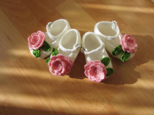 0~1岁的婴孩鞋大集合 - maomao - 我随心动