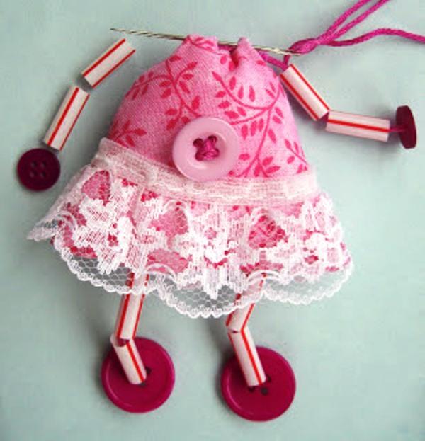 Сшить куклу