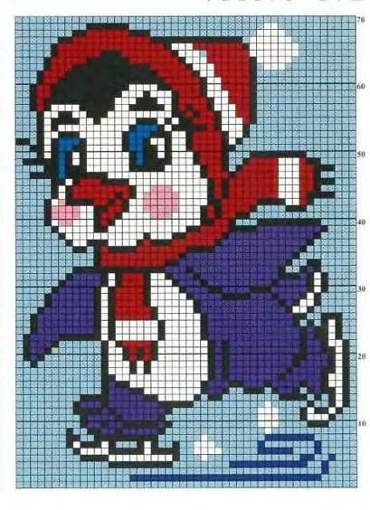 Узоры для детского вязания свитер