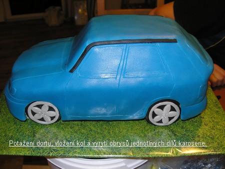 3D торты. Автомобили из мастики (9) (450x338, 25Kb)