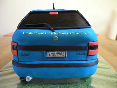 3D торты. Автомобили из мастики (13) (450x338, 19Kb)