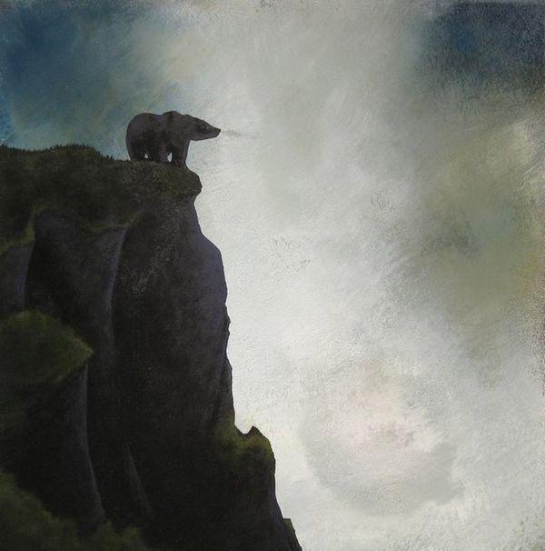 Духи леса от художника Scott Belcastro 6 (600x606, 40Kb)