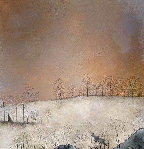 Духи леса от художника Scott Belcastro 12 (600x622, 55Kb)
