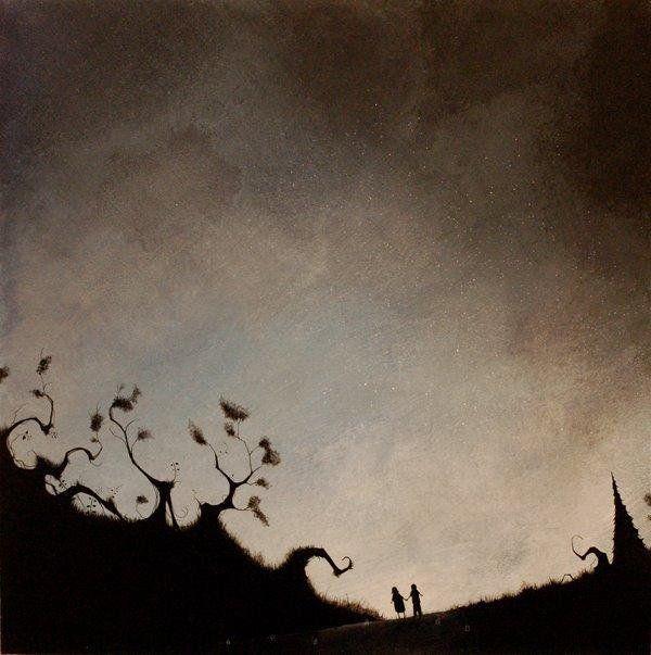 Духи леса от художника Scott Belcastro 20 (600x603, 57Kb)