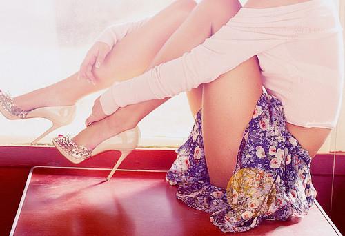 Высокий каблук и женское здоровье