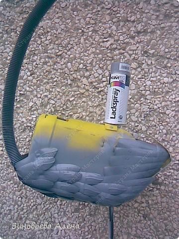 журавль из пластиковых бутылок (11) (360x480, 73Kb)