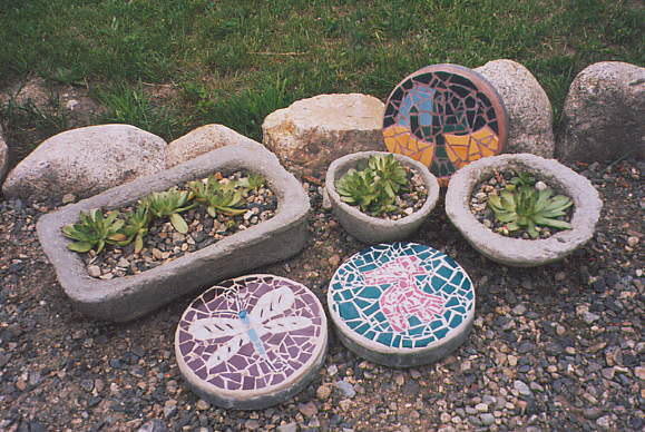 Поделки из гипса для сада и огорода своими руками - Поделки, делаем самостоятельно