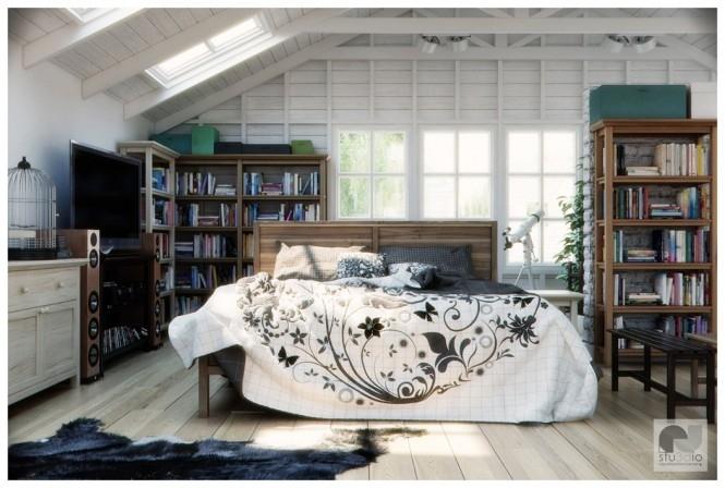 дизайн спальни фото 3 (665x448, 189Kb)