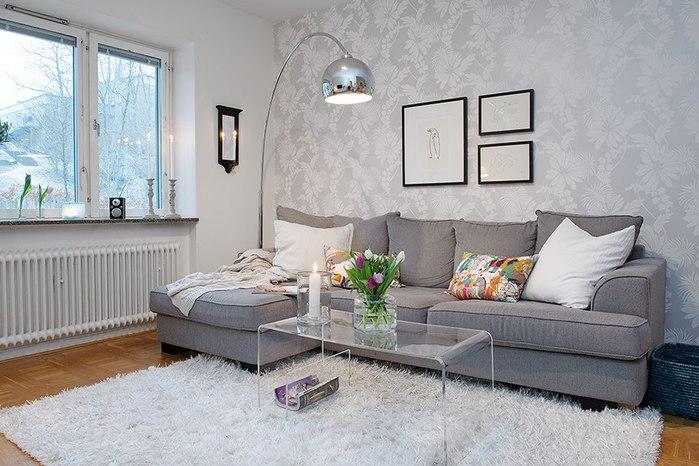 Красивые маленькие квартиры дизайн фото