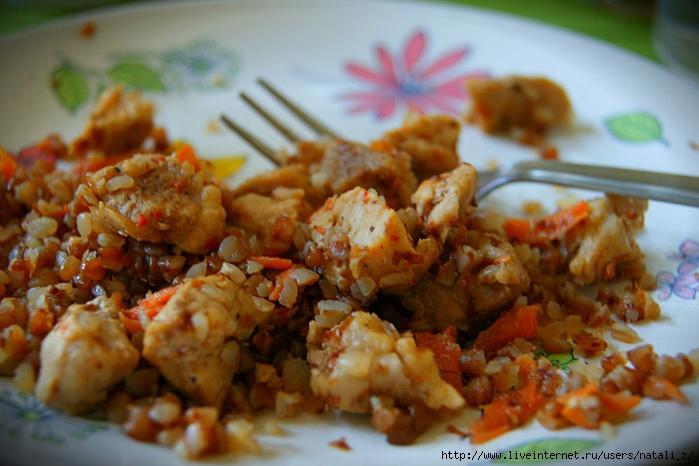 Сырой рис натощак похудела