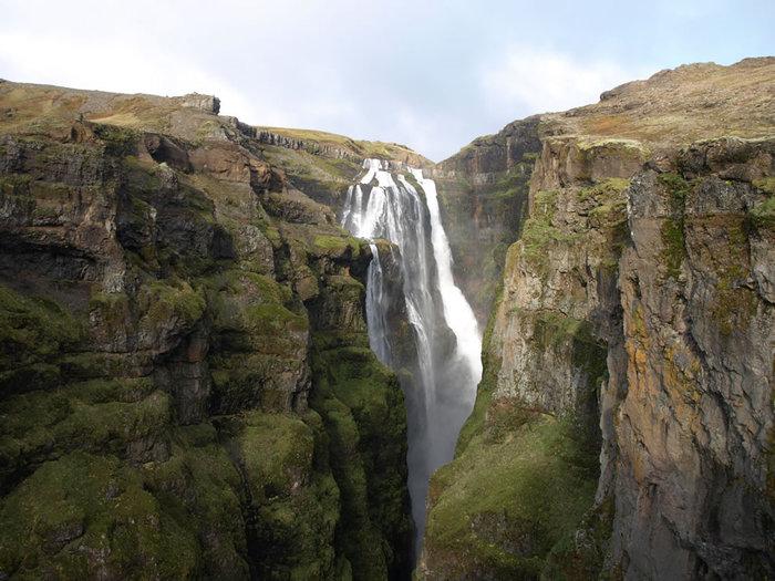 водопады исландии фото 5 (700x525, 101Kb)