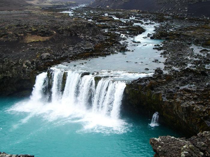 водопады исландии фото 14 (700x525, 115Kb)