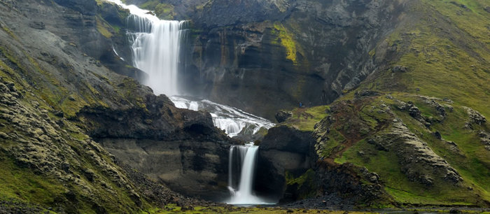 водопады исландии фото 17 (700x306, 69Kb)