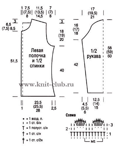 летняя кофточка для девочки крючком. вязание крючком для детей шапочки со схемами и описаниями.