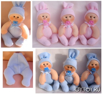 Куклы своими руками пупсы