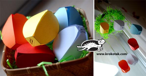 подвеска с бумажными яйцами (3) (595x312, 45Kb)