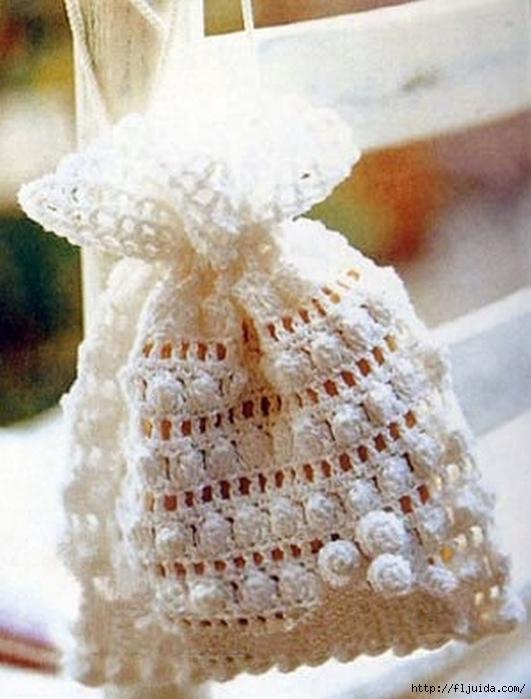 схему для вязания крючком: