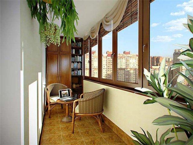Красивый уютный балкон! Утепление балкона своими руками!