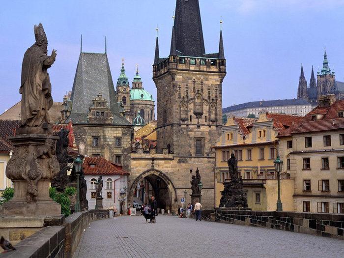 Чудесная Прага глазами проверенных людей!
